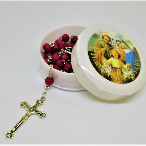 Rosaries with perfume