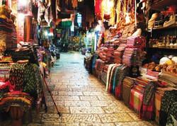 one of the Jerusalem Market