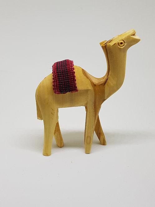 Olive wood Camel