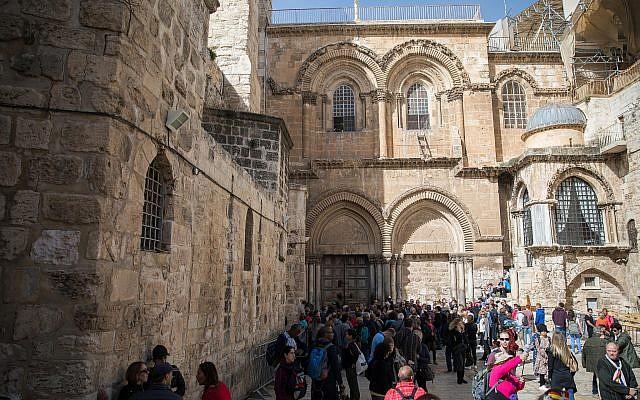 Holy Sepulchre church