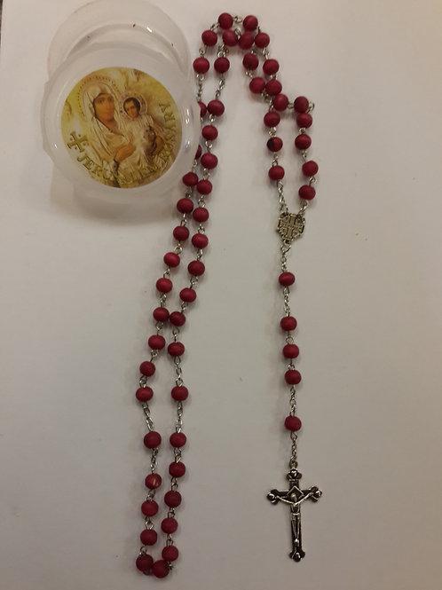 perfume beads rosary