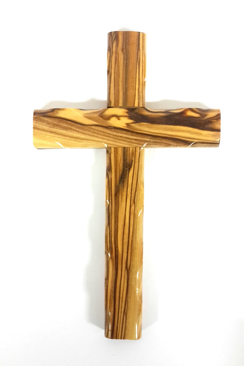 Olive wood cross simple 20 cm PA116