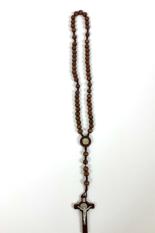 normal wood rosary