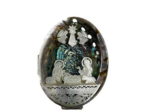 Nativity set shell