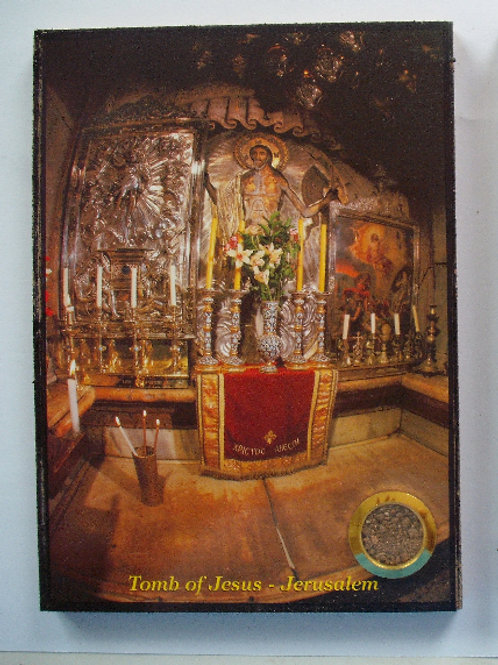 Holy Tomb Icon