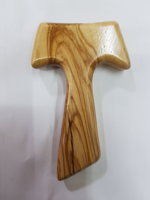 T holy land cross for catholic  made from olive wood in holy land