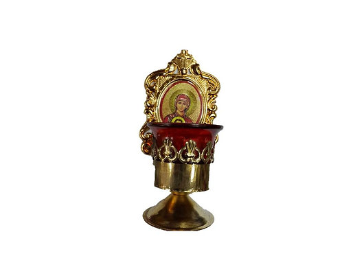Stand Oil Lamp