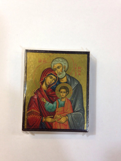 Holy family Small Icon