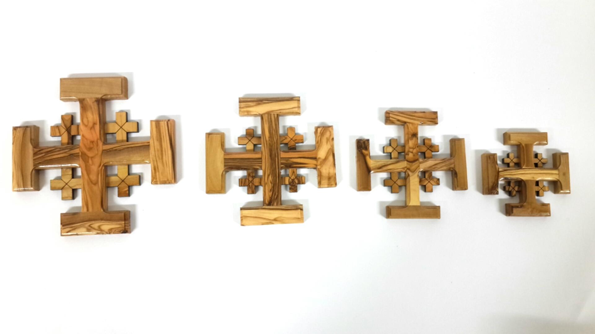 Jerusalem cross (1)