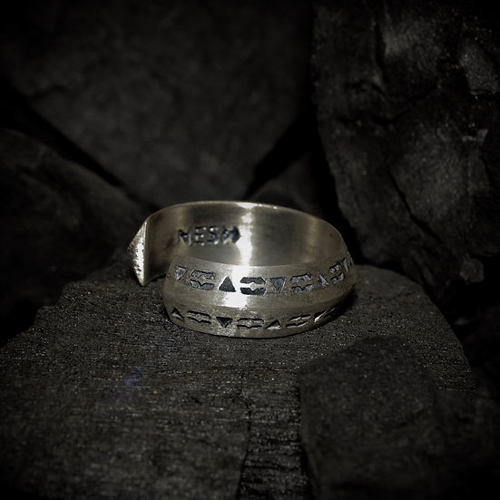 Sterling Silver Unity Ring