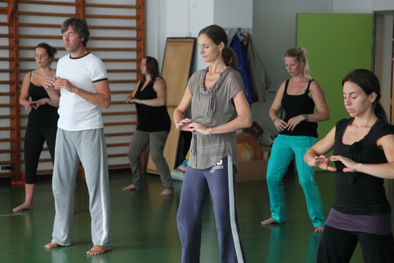 In balans met Chinese mindfulness.