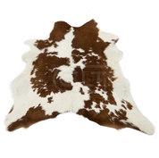 brown + white