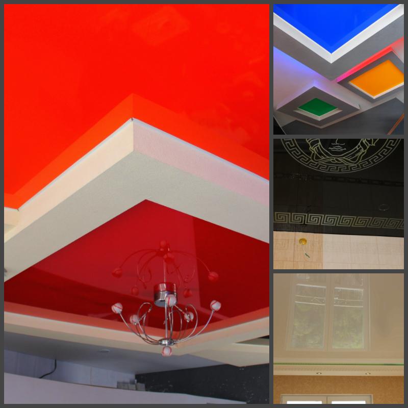 Потолки - Grand Design
