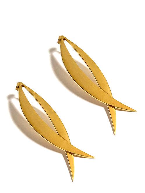 Odd earring hoops
