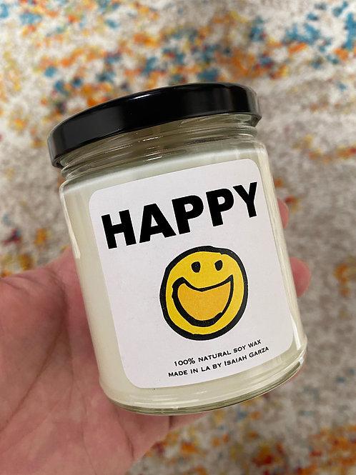 HAPPY CANDLE SAGE LAVENDER