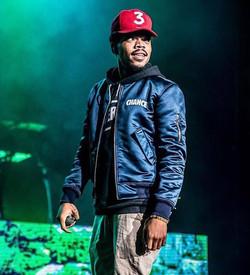 Chance the rapper Isaiah garza