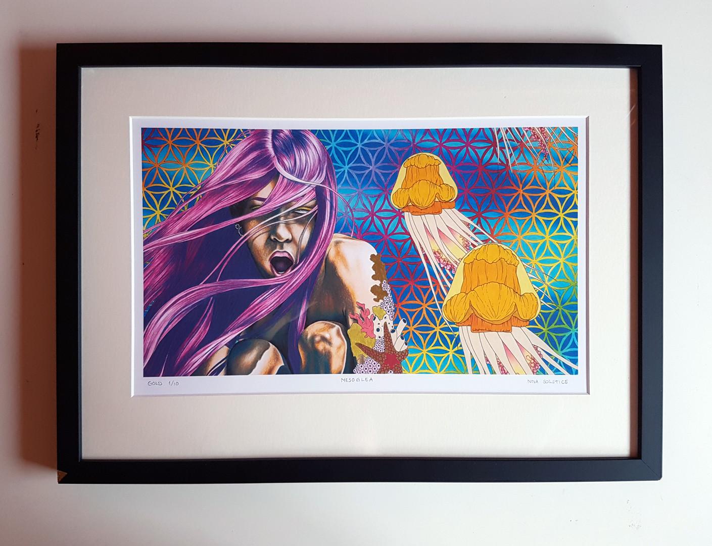 Mesoglea Gold