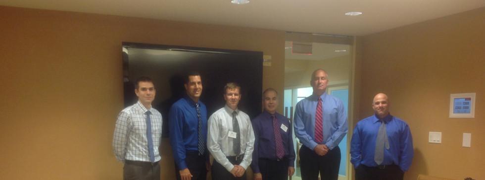 Leadership team at IPC