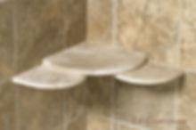 Shower Corner Shelves