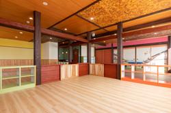 札幌 教育施設 竣工写真