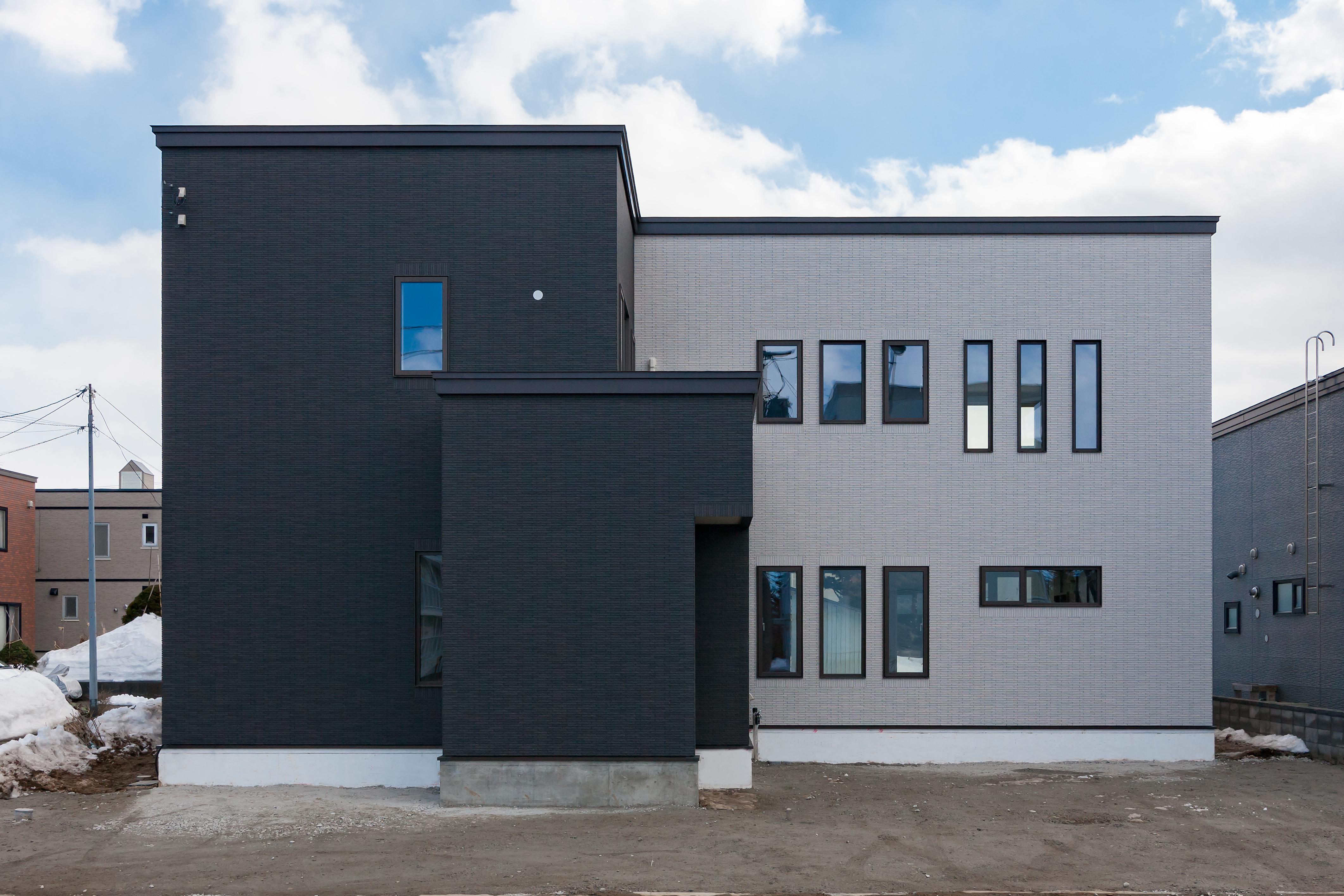 建築 住宅 竣工写真
