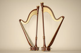 2 harps