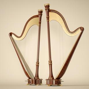 Celtic Harp Lessons