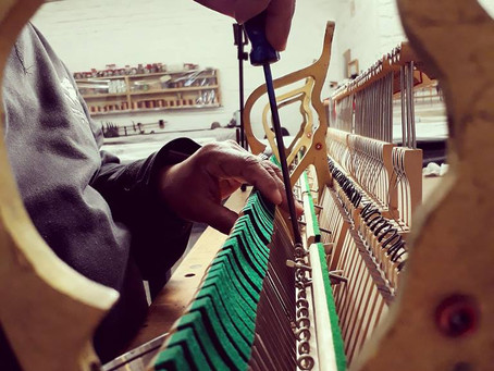Piano maintenance basics – what, when, who and why