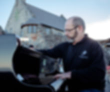 Ian Burgess-Simpson, Piano Technician