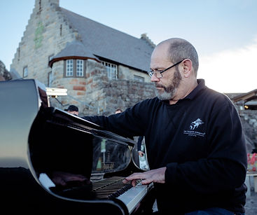Ian Burgess-Simpson, Piano Technician