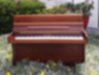 Pre-owned upright and grand pianos for sale
