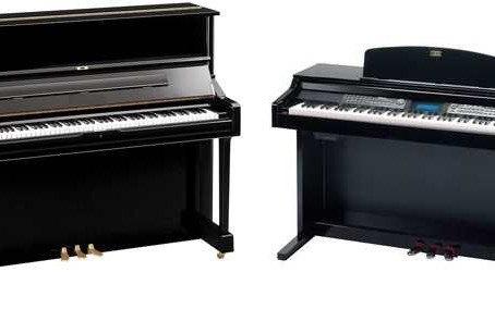 Should I buy a digital or acoustic piano?