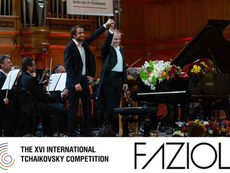 Trifonov Stuns the Crowd on a Fazioli - 2019 Tchaikovsky Competition Opening Gala Concert