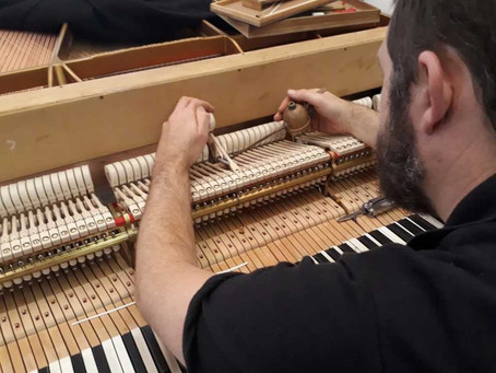 Why Ian Burgess-Simpson Pianos is Unique in the Pre-Owned Steinway Market