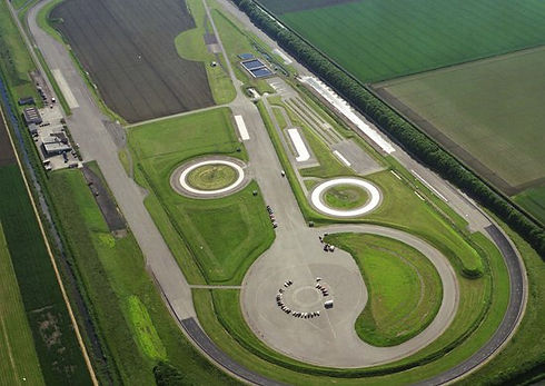 RDW lelystad luchtfoto