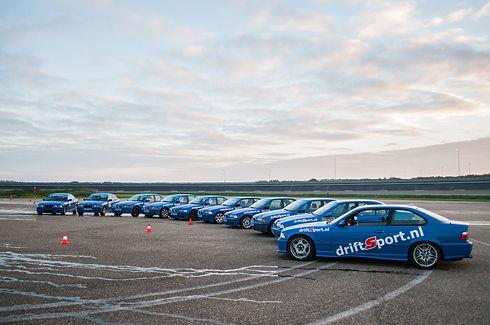 Driftsport auto's