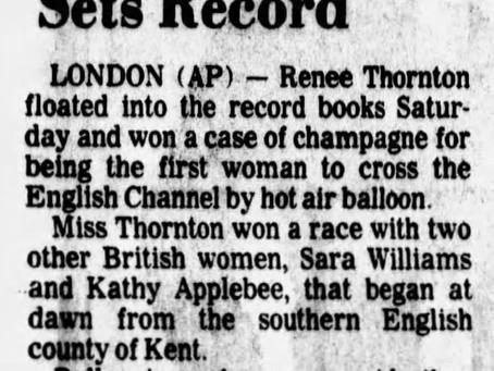 Commemorating Renée Thornton
