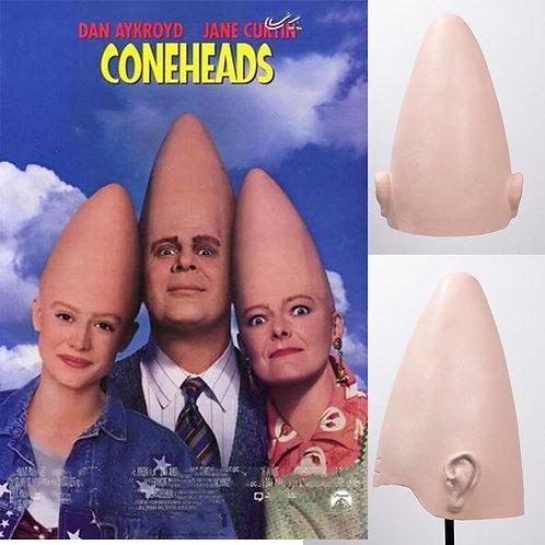 Coneheads Latex Cap Cosplay