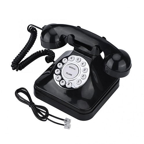 Style Retro Vintage Antique Telephone