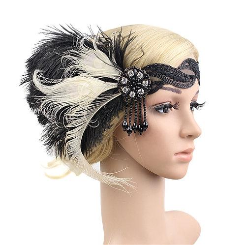 1920s Flapper Headpiece