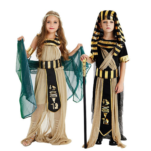 Youth Ancient Egypt Egyptian Costumes