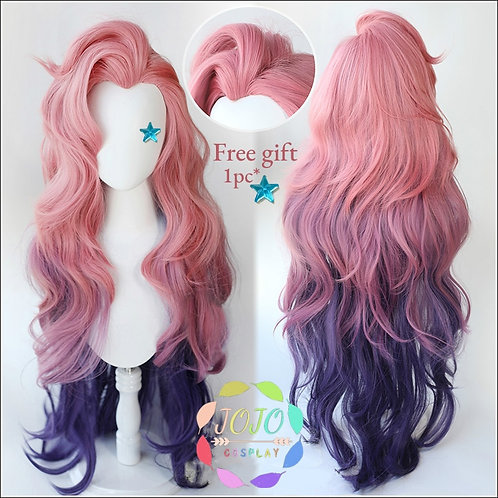 """""""League of Legends"""" Seraphine Cosplay Wig"""