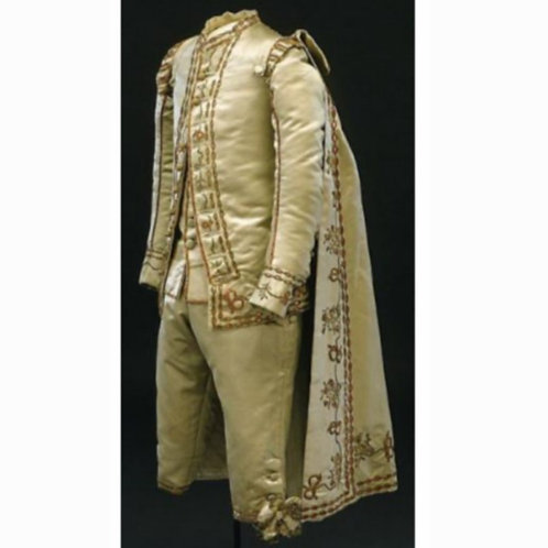 18th Century French Court Costume