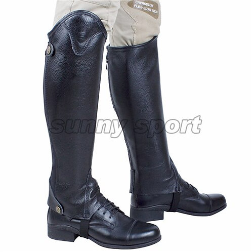 Equestrian Dressage Riding Boots - Extended Sizes