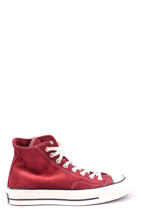 CONVERSE ALL STAR Classic High Top Sneakers, Burgundy