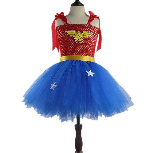 Baby & Youth Superhero Tutu Costumes