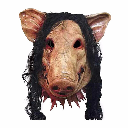Halloween Scary Pig Mask