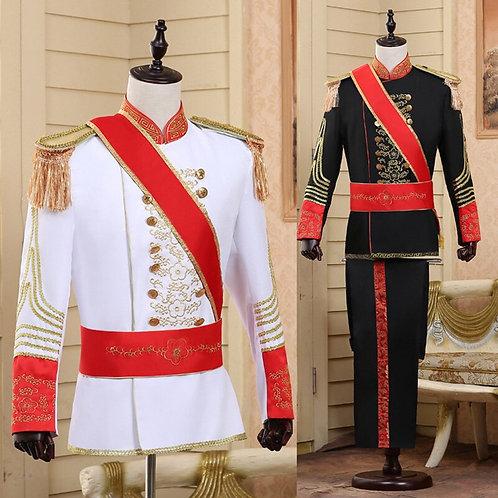 Victorian British Royal Court Costume