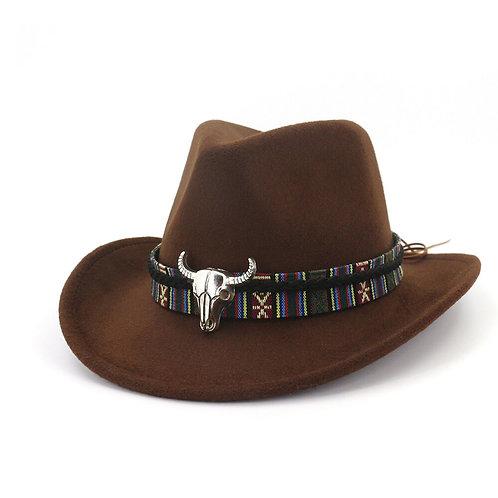 Fashion Western Cowboy Hat