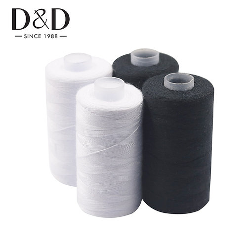 D&D 2pcs 500M Strong and Durable Sewing Thread